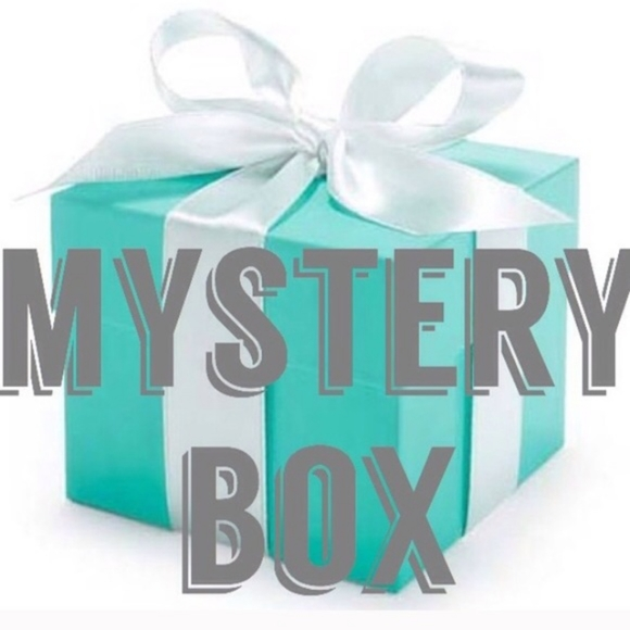 Mystery box, foul of goodies!